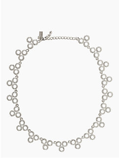 delicate dots collar necklace by kate spade new york