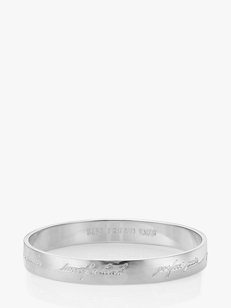 bridesmaid idiom bangle by kate spade new york