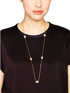 brightspot scatter necklace by kate spade new york