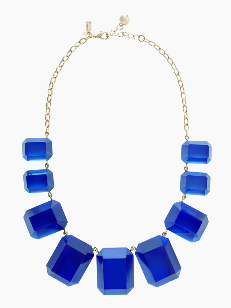jumbo jewels graduated necklace