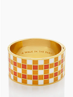 a walk in the park idiom bangle