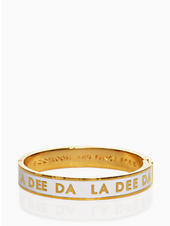footloose and fancy free idiom bangle