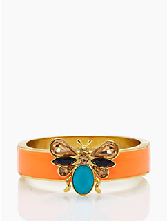 unwanted visitors winged bug bangle