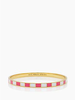 idiom bangle hit your stride