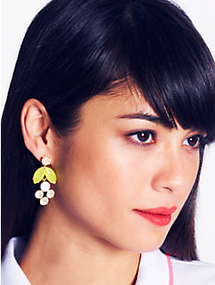 marquee chandelier earrings