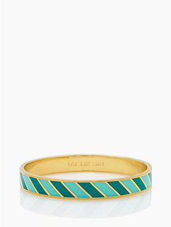 toe the line idiom bangle