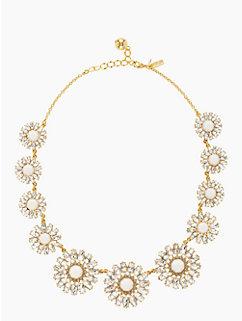 estate garden necklace by kate spade new york