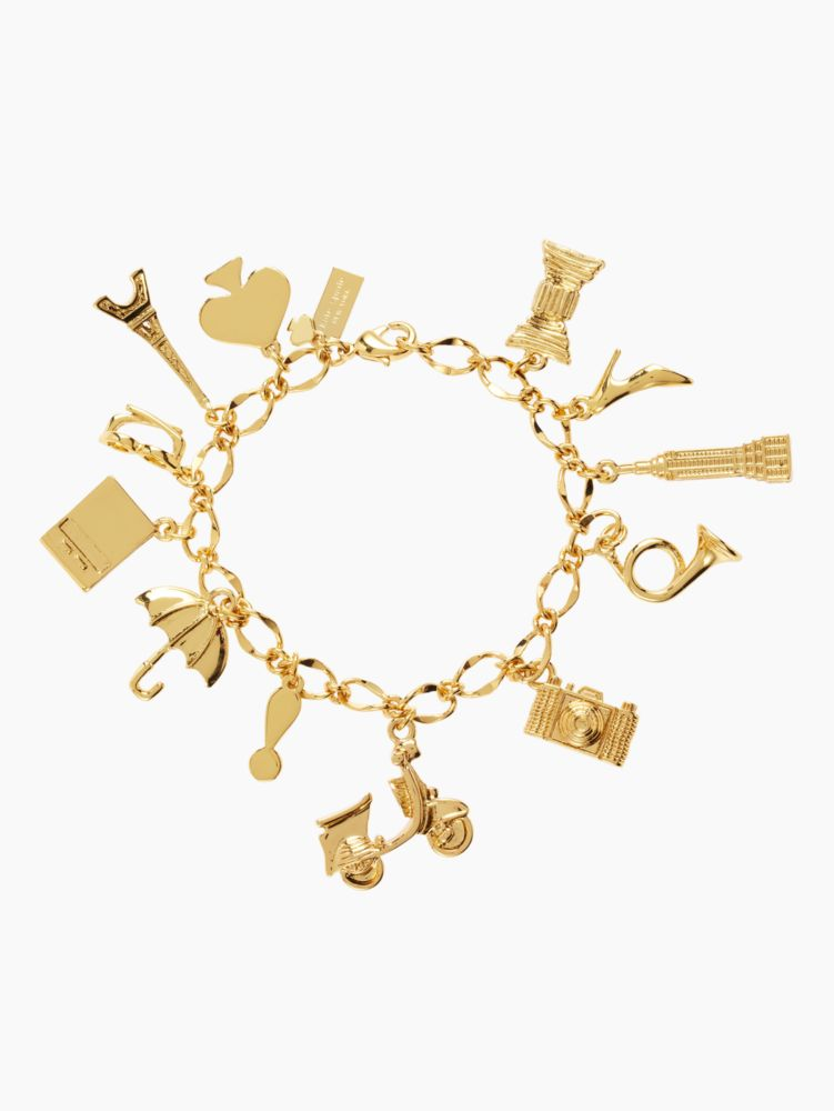 things we love charm bracelet