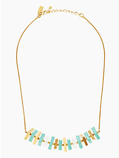 flats mini necklace