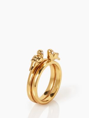 kissing canaries ring