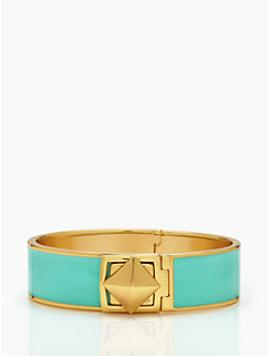 locked in thin bangle
