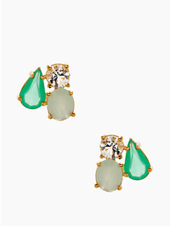 kate spade earrings fragment cluster studs