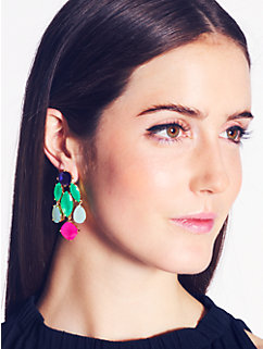kate spade earrings statement earrings