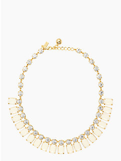 opening night short spray necklace by kate spade new york
