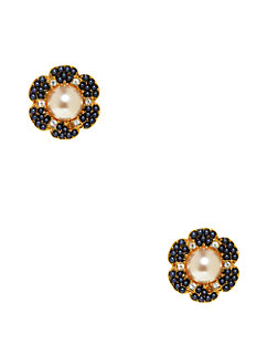 park floral studs by kate spade new york