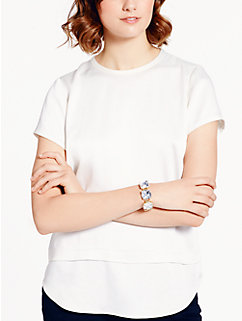 shaken & stirred bracelet by kate spade new york