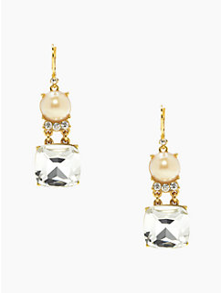 shaken and stirred statement earrings by kate spade new york