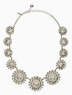 estate garden necklace by kate spade new york