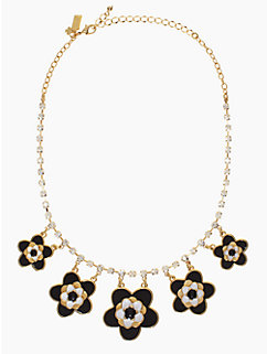 mod floral graduated necklace by kate spade new york