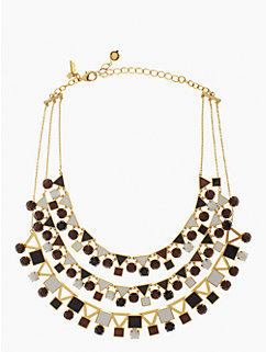 ipanema tile multi strand necklace by kate spade new york