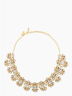 crystal arches necklace by kate spade new york
