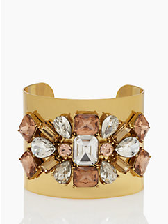 crystal arches statement cuff by kate spade new york