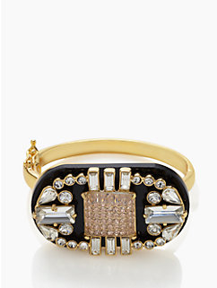 imperial tile hinge bangle by kate spade new york