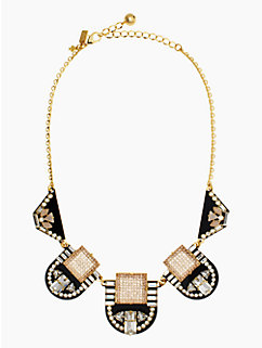 imperial tile necklace by kate spade new york