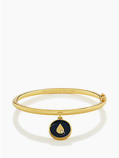 kate spade aquarius charm bangle by kate spade new york