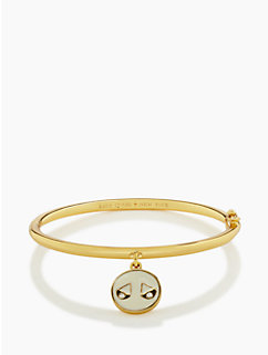 kate spade libra charm bangle by kate spade new york