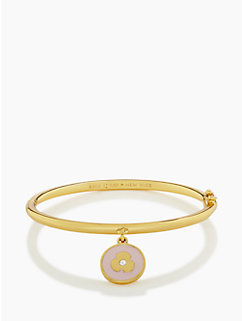 kate spade virgo charm bangle by kate spade new york