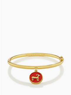 kate spade aries charm bangle by kate spade new york