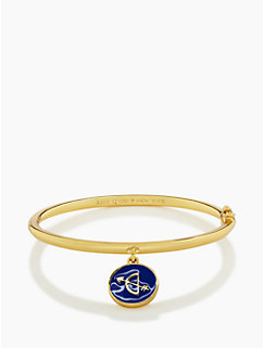 kate spade sagittarius charm bangle by kate spade new york