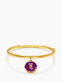 kate spade scorpio charm bangle by kate spade new york