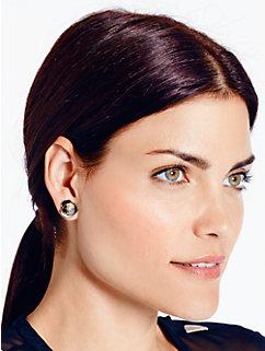 Kate spade night lounge stud earrings