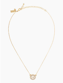 secret garden mini pendant by kate spade new york