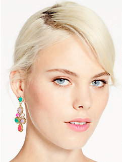 balloon bouquet chandelier earrings by kate spade new york