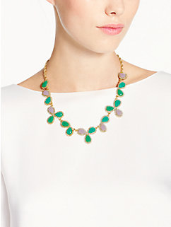 balloon bouquet cluster necklace by kate spade new york