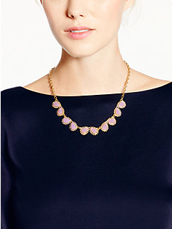 balloon bouquet mini row necklace by kate spade new york