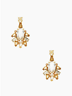 formal facets chandelier earrings by kate spade new york