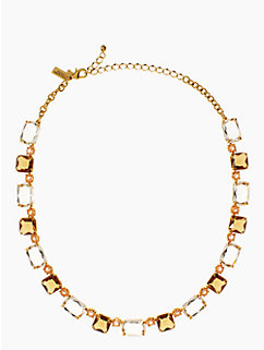 formal facets collar necklace by kate spade new york