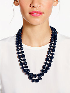 give it a swirl twisted necklace by kate spade new york