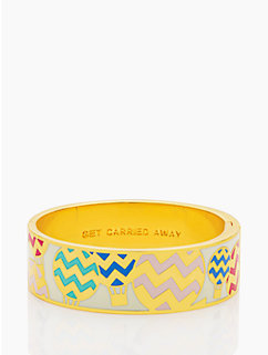 get carried away idiom bangle by kate spade new york