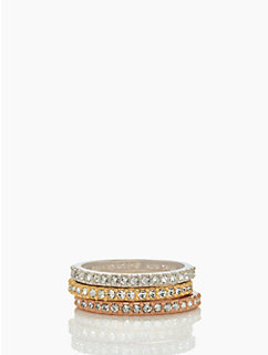 night lounge ring set by kate spade new york
