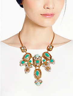 showgirl gems necklace by kate spade new york