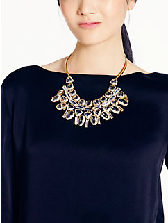 vegas jewels bib by kate spade new york