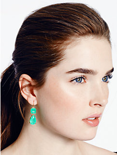 vegas jewels drop earrings by kate spade new york