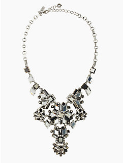 space age floral statement pendant by kate spade new york