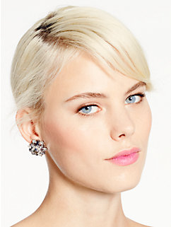 space age floral studs by kate spade new york