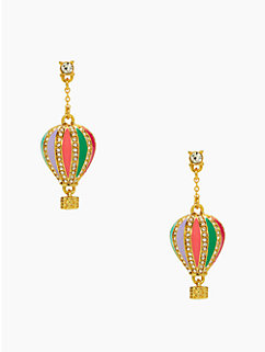 up up and away drop earrings by kate spade new york